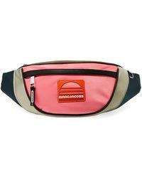 Marc Jacobs - Colorblock Fabric Belt Bag - Lyst