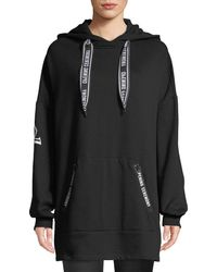Opening Ceremony - Logo Pullover Poncho Hoodie - Lyst