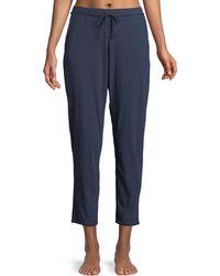 Skin - Octavia Cotton Lounge Pants - Lyst