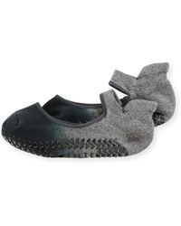 Pointe Studio - Nina Lightweight Ombre Strap Grip Socks - Lyst