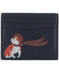 Dunhill - Boston Bulldog Card Case - Lyst