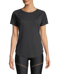 Under Armour - Whisperlight Strappy-back Activewear Tee - Lyst