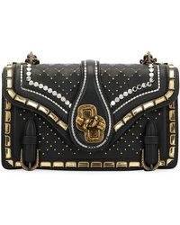 Bottega Veneta - City Knot Leather Shoulder Bag - Lyst