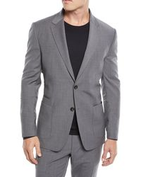 Z Zegna - Men's Turati Wash-and-go Two-piece Wool Suit - Lyst