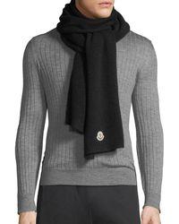 Men s Moncler Scarves and handkerchiefs 58aa9ee85f7