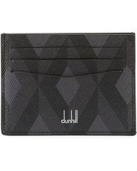 Dunhill - Cadogan Engine Turn Slip Card Case - Lyst