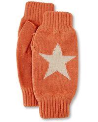 Rosie Sugden - Star Intarsia Wrist Warmers - Lyst