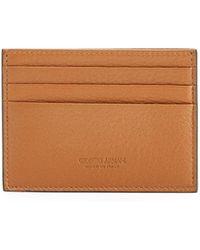 Giorgio Armani - Leather Card Holder - Lyst