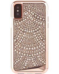 Case-Mate - Brilliance Lace Iphone® X Case - Lyst