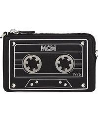 MCM - Mini Cassette Tape Clutch Bag - Lyst