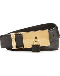 8dddefb80757b Men's Buscemi Belts - Lyst