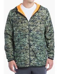 2xist - Camouflage Military Sport Travel Jacket - Lyst