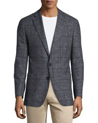 Peter Millar - Braan Boucle Knit Soft Jacket. - Lyst