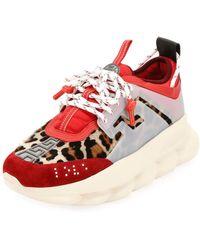 469c3d94 Leopard-print Shoes - Men's Leopard-print Shoes - Lyst