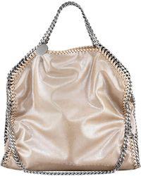 Stella McCartney - Falabella Fold-over Tote Bag - Lyst