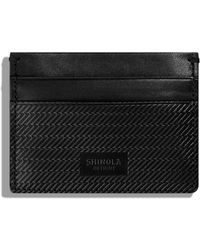 Shinola - Men's Leather 5-pocket Card Case 2.0 - Lyst