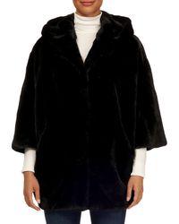 Gorski - Batwing-sleeve Mink Fur Parka Coat - Lyst