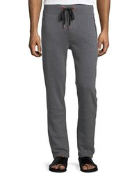 True Religion | Paint-splatter Horseshoe Sweatpants | Lyst