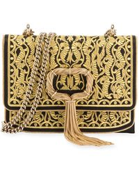 Roger Vivier - Club Chain Morocco Evening Bag - Lyst