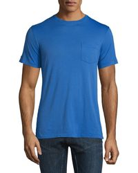 Ralph Lauren - Short-sleeve Washed T-shirt - Lyst