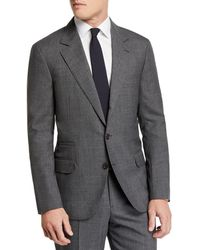 Brunello Cucinelli - Men's Basic Rustic Wool Suit - Lyst