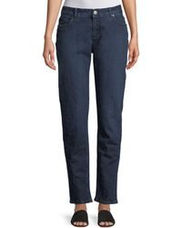 Loro Piana - Mathias Hidalgo Washed Stretch Denim Jeans - Lyst