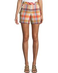 Trina Turk - Francisco Shorts In Must-have Jersey - Lyst