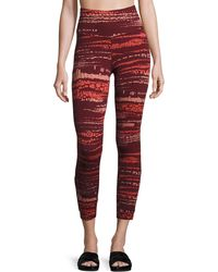 The North Face - Motivation Strappy Legging - Lyst