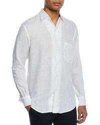 Loro Piana Andre Button-down Shirt