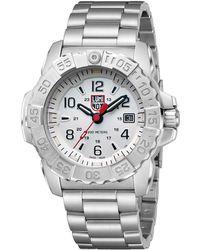 Luminox | 3250 Series Bracelet Watch | Lyst