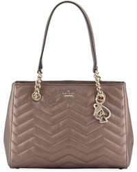 Kate Spade - Reese Park Small Courtnee Tote Bag - Lyst