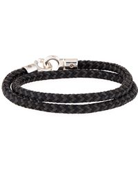 Brace Humanity - Men's Double Tour Rope Wrap Bracelet - Lyst