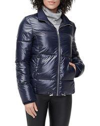 UGG - Izzie Puffer Jacket W/ Drawcord - Lyst