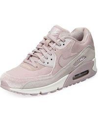 Nike - Air Max 90 Lx Mixed Sneaker - Lyst