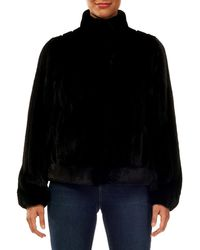 Gorski - Vertical Mink Fur Jacket W/ Sheared Insets - Lyst