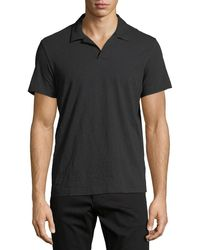 Theory - Men's Plaito Bren Polo Shirt - Lyst