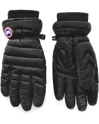 Canada Goose - Mitts Lightweight Down-filled Gloves - Lyst