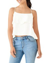 DL1961 - Downing St Tiered Camisole Top - Lyst