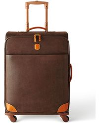 "Bric's | Brown Mylife 25"" Spinner Luggage 