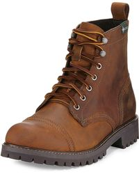 Eastland 1955 Edition - Ethan 1955 Cap-toe Lug Boots - Lyst