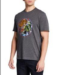 Robert Graham - Men's Yin-yang Graphic T-shirt - Lyst