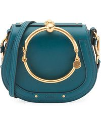 Chloé - Nile Small Bracelet Crossbody Bag - Lyst