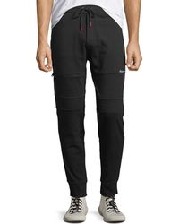 Ralph Lauren - Contrast-striped Track Pants - Lyst