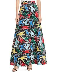 1c45587a1 Alice + Olivia - Ursula Embellished A-line Ball Gown Skirt - Lyst