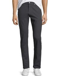 J Brand - Men's Kane Montauk Slim-straight Pants - Lyst
