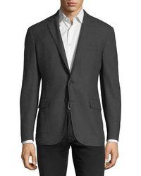 Ralph Lauren - Tonal Plaid Wool Sport Coat - Lyst