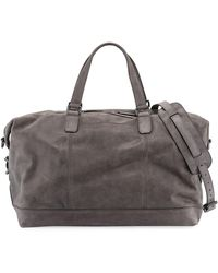 cf83f869428e Frye Tyler Leather Duffel Bag in Brown for Men - Lyst