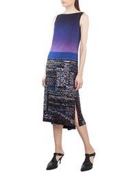 Akris Punto - Sleeveless Twilight City Tunic Dress - Lyst