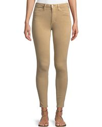 Joe's Jeans - Charlie Mid-rise Skinny Jeans - Lyst