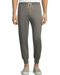 Tom Ford - Petrol Knit Jogger Pants - Lyst